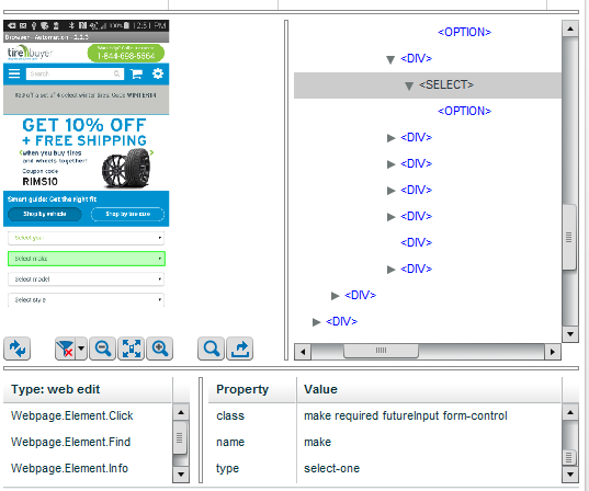 How to Work With Selenium Select   Selenium Object   Perfecto
