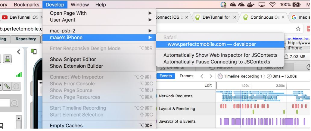 3 Steps to Debug and Test Your iOS App in the Cloud | Perfecto