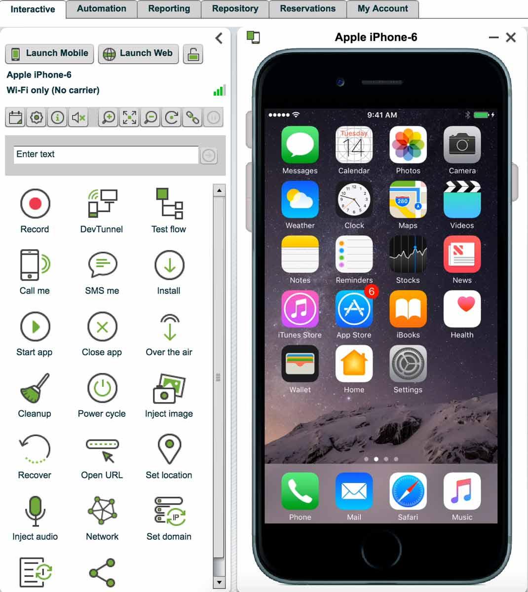 Debug iOS Native & Web Apps | Perfecto